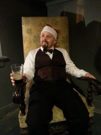 Drag King Male Impersonator