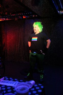 Gay Hero Izzy Ahee