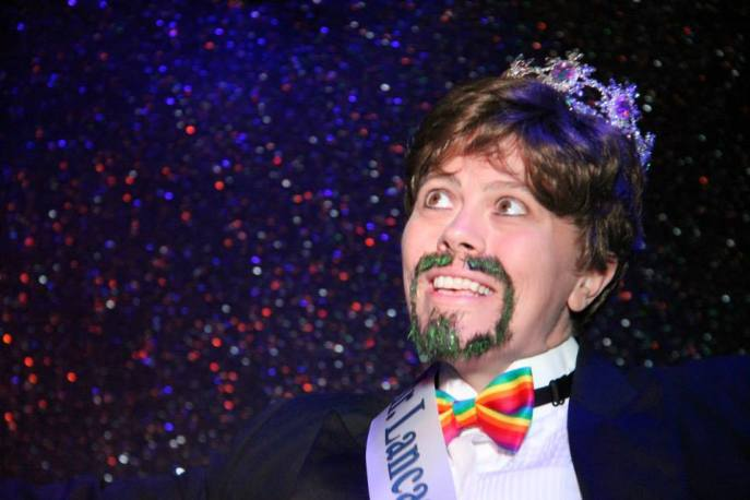 Izzy Ahee wins Mr. Lancaster PA Pride 2014