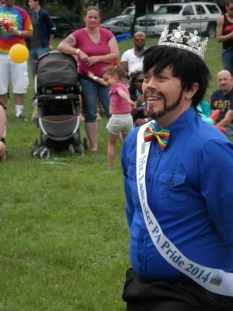 Mr. Lancaster PA Pride 2014