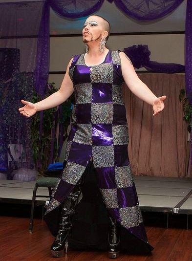 Izzy in a dress!!