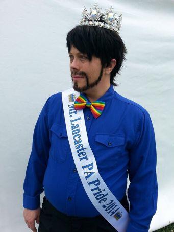 Mr. Lancaster PA Pride