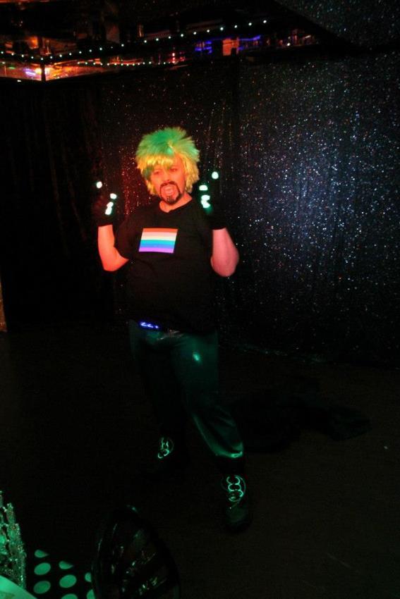 Izzy Ahee - Gay Hero