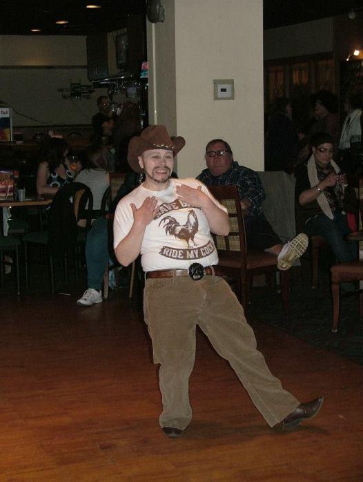 Izzy Ahee - Cowboy
